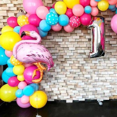Шары на день рождения 60