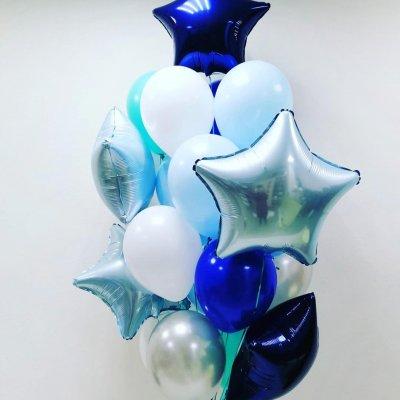Фонтаны из шаров 35