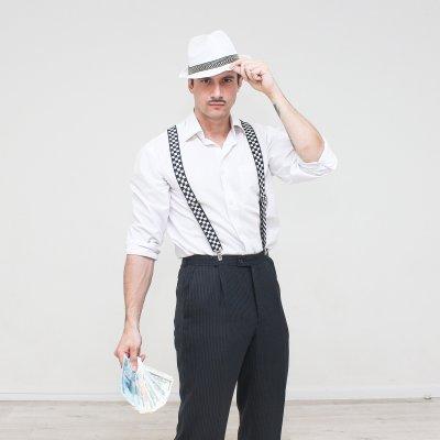 Аренда Мужской костюм 55